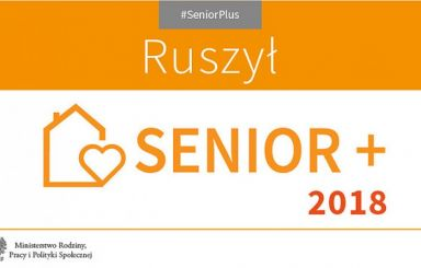 Program Senior + edycja 2018