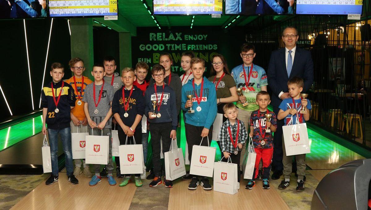 2cd7be11a7 Bowlingowe mistrzostwa miasta - Dni Ostrołęki - Ostrołęka